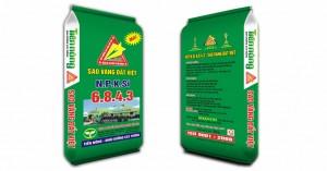 NPK 6-8-4+3SiO2hh Tiến Nông (25kg)