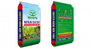 NPK 12-3-10+2SiO2hh Tiến Nông (25kg)